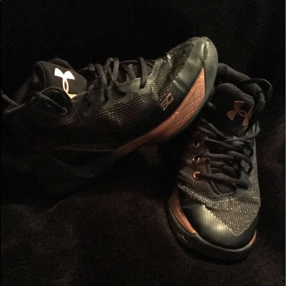 Under Armour 3c Steph Curry Boy Shoes
